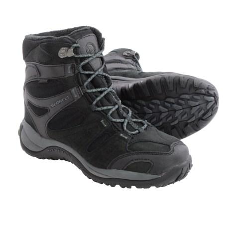 Merrell Kiandra Snow Boots - Waterproof, Insulated (For Men)