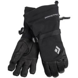 Black Diamond Equipment Super Rambla Gore-Tex® Gloves - Waterproof, Insulated (For Men and Women)