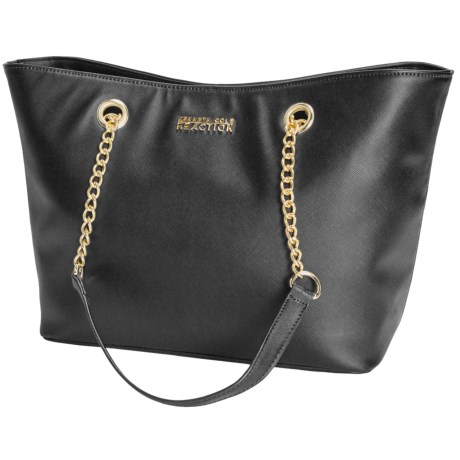 Kenneth Cole Reaction Saffiano Shopping Tote Bag (For Women)