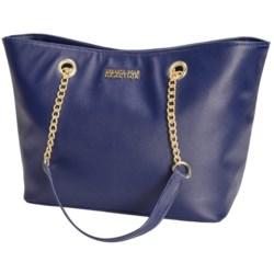 Kenneth Cole Reaction Saffiano Shopper Bag (For Women)