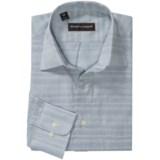 Kenneth Gordon Spread Collar Sport Shirt - Long Sleeve (For Men)