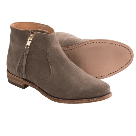 Blackstone DL55 Ankle Boots - Suede (For Women)