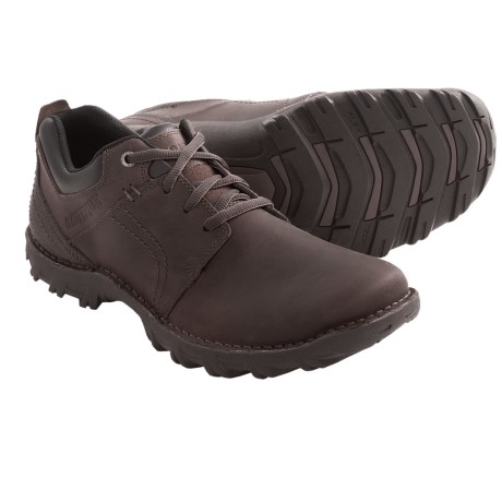 Caterpillar Emerge Shoes - Leather, Lace-Ups (For Men)