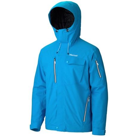 Marmot Tram Line Jacket - Waterproof, Insulated (For Men)