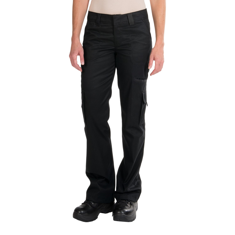 Perfect Dickies Womens Work Pants - Original - FP774 - Khaki - 8T