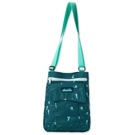 Kavu For Keeps Shoulder Bag (For Women)