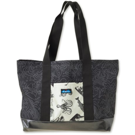 Kavu Shilshole Oversized Tote Bag (For Women)
