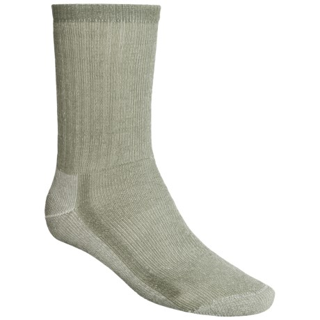 SmartWool Midweight Hiking Socks - Merino Wool, Crew (For Men and Women)