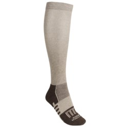 Dahlgren Compression Socks - Merino Wool-Alpaca, Midweight, Over-the-Calf (For Women)