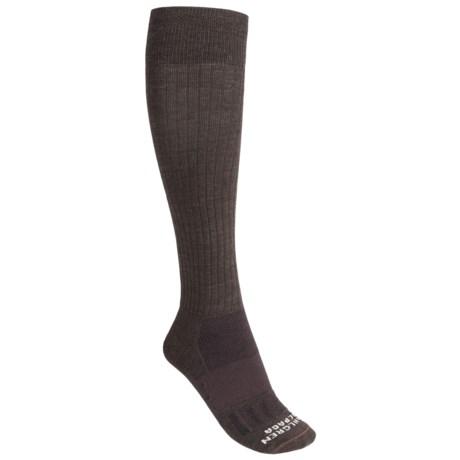 Dahlgren Compression Thin Knee-High Socks - Merino Wool-Alpaca, Over-the-Calf (For Women)