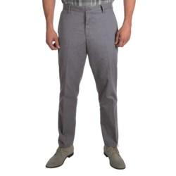Thomas Dean Cotton Pants - Classic Fit, Flat Front (For Men)