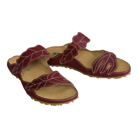 El Naturalista Two-Strap Sandals (For Women)
