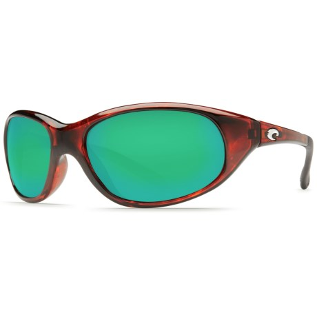 Costa Wave Killer Sunglasses - Polarized 400G Glass Mirror Lenses