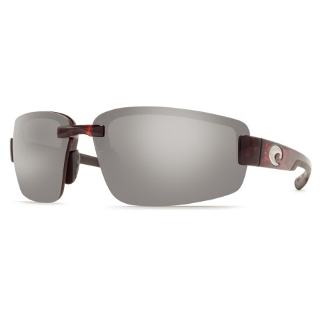 Costa Seadrift Sunglasses - Polarized 580P Mirror Lenses