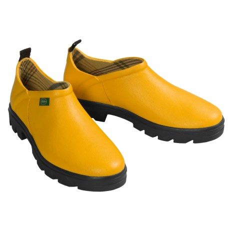Favorite Garden Shoe Review of Le Chameau Crocus Rubber Shoes