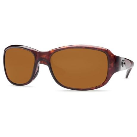 Costa Las Olas Sunglasses - Polarized 580P Lenses