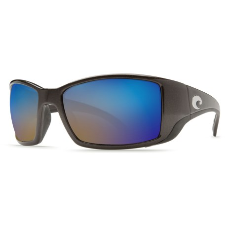 Costa Blackfin Sunglasses - Polarized 400G Glass Mirror Lenses