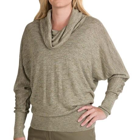 Lafayette 148 New York Botanico Bloussant Sweater - Linen (For Women)