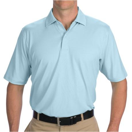 Fairway & Greene Luxury Tech Polo Shirt - Short Sleeve (For Men)