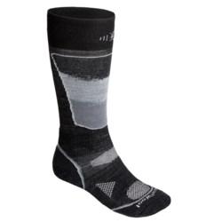 SmartWool PhD Backcountry Socks - Merino Wool, Lightweight, Over-the-Calf (For Men and Women)