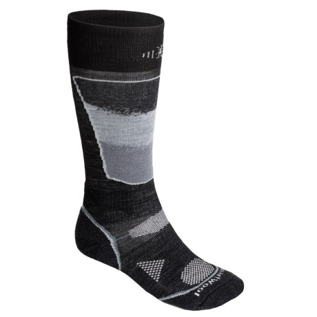 SmartWool PhD Backcountry Socks - Merino Wool, Lightweight, Over-the-Calf (For Men and Women)