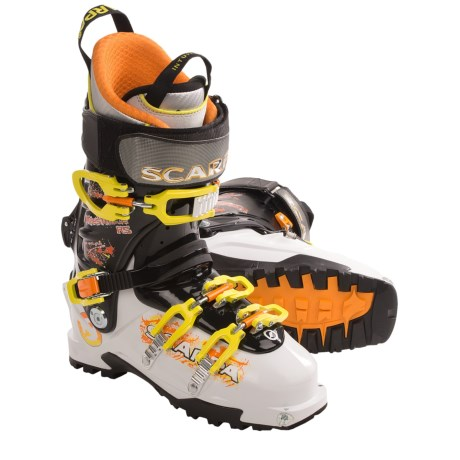 Scarpa Maestrale RS Alpine Touring Ski Boots (For Men)