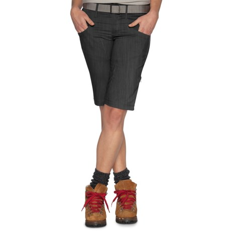 NAU Amble Shorts - Slim Fit, Drop Waist (For Women)