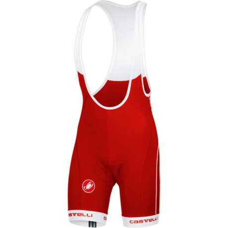 Castelli Endurance Cycling Bib Shorts (For Men)