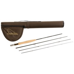 Cortland Brook Series Fly Fishing Rod - 4-Piece