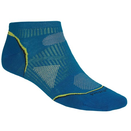 SmartWool PhD Ultralight Micro Cycling Socks - Merino Wool (For Men and Women)