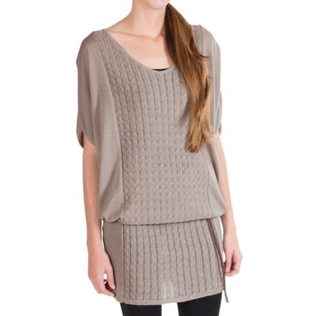 EMU Shoreham Sweater Dress - Merino Wool, 3/4 Sleeve (For Women)