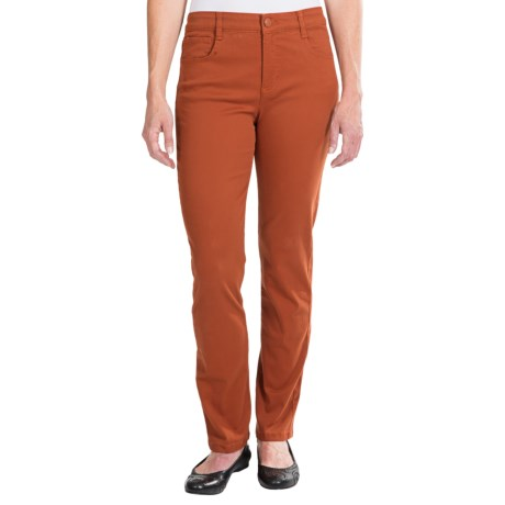 Amy Colored Jeans - Straight Leg (For Women)
