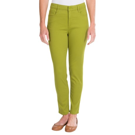 Soho Colored Ankle Jeans (For Women)