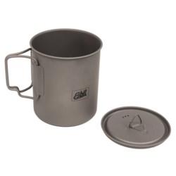 Esbit Titanium Pot - 750ml