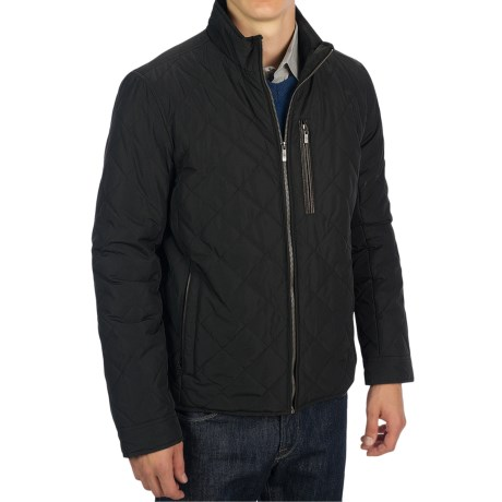 Cole Haan Quilted Jacket (For Men)