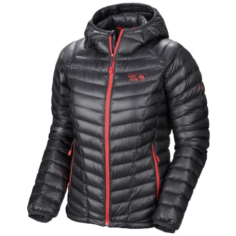 Mountain Hardwear Ghost Whisperer Q.Shield® Down Jacket - 850 Fill Power (For Women)