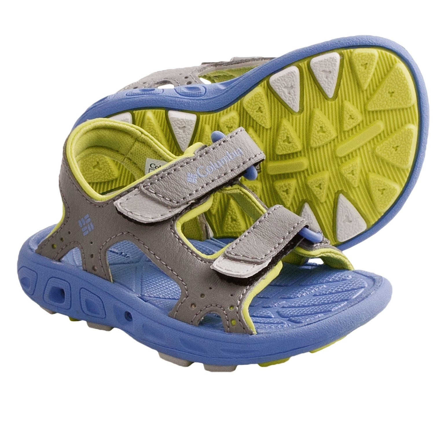 Columbia Sportswear Techsun Vent Sandals For Kids 7809n
