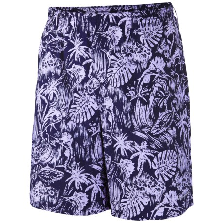 Columbia Sportswear PFG Backcast II Printed Shorts - UPF 50, Built-In Brief (For Men)