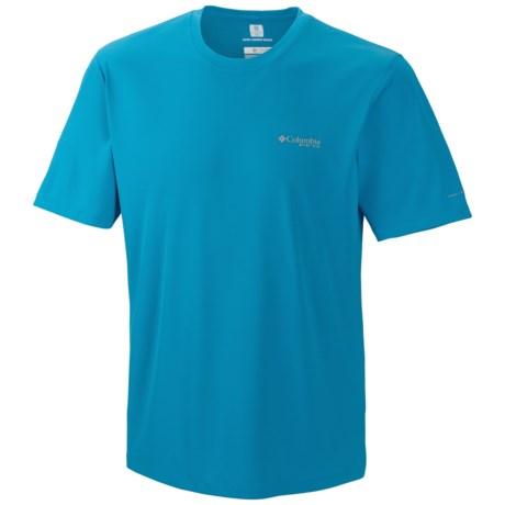 Columbia Sportswear PFG Zero Rules Shirt - UPF 30, Short Sleeve (For Men)