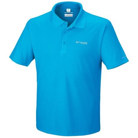 Columbia Sportswear PFG ZERO Rules Omni-Freeze® ZERO Polo Shirt- UPF 30, Short Sleeve (For Men)