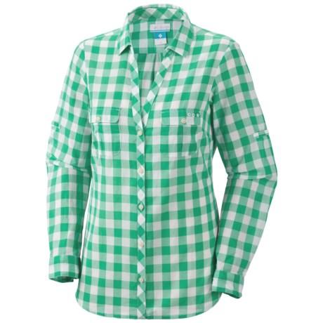 Columbia Sportswear PFG Sun Drifter Shirt - Long Sleeve (For Women)