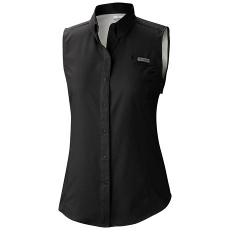 Columbia Sportswear Omni-Wick® PFG Tamiami Shirt - Sleeveless (For Women)