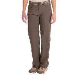 Outdoor Research Solitaire Convertible Pants - DWR, UPF 50 (For Women)
