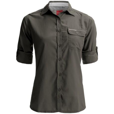 Craghoppers NosiLife Darla II Shirt - UPF 40+, Long Sleeve (For Women)
