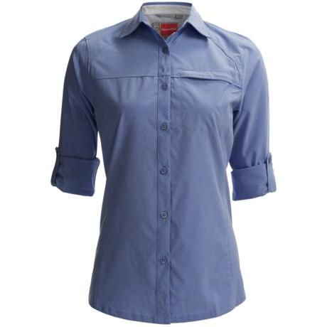 Craghoppers NosiLife Stretch Shirt - UPF 40+, Long Sleeve (For Women)