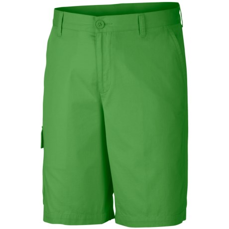 Columbia Sportswear Red Bluff Cargo Shorts (For Men)