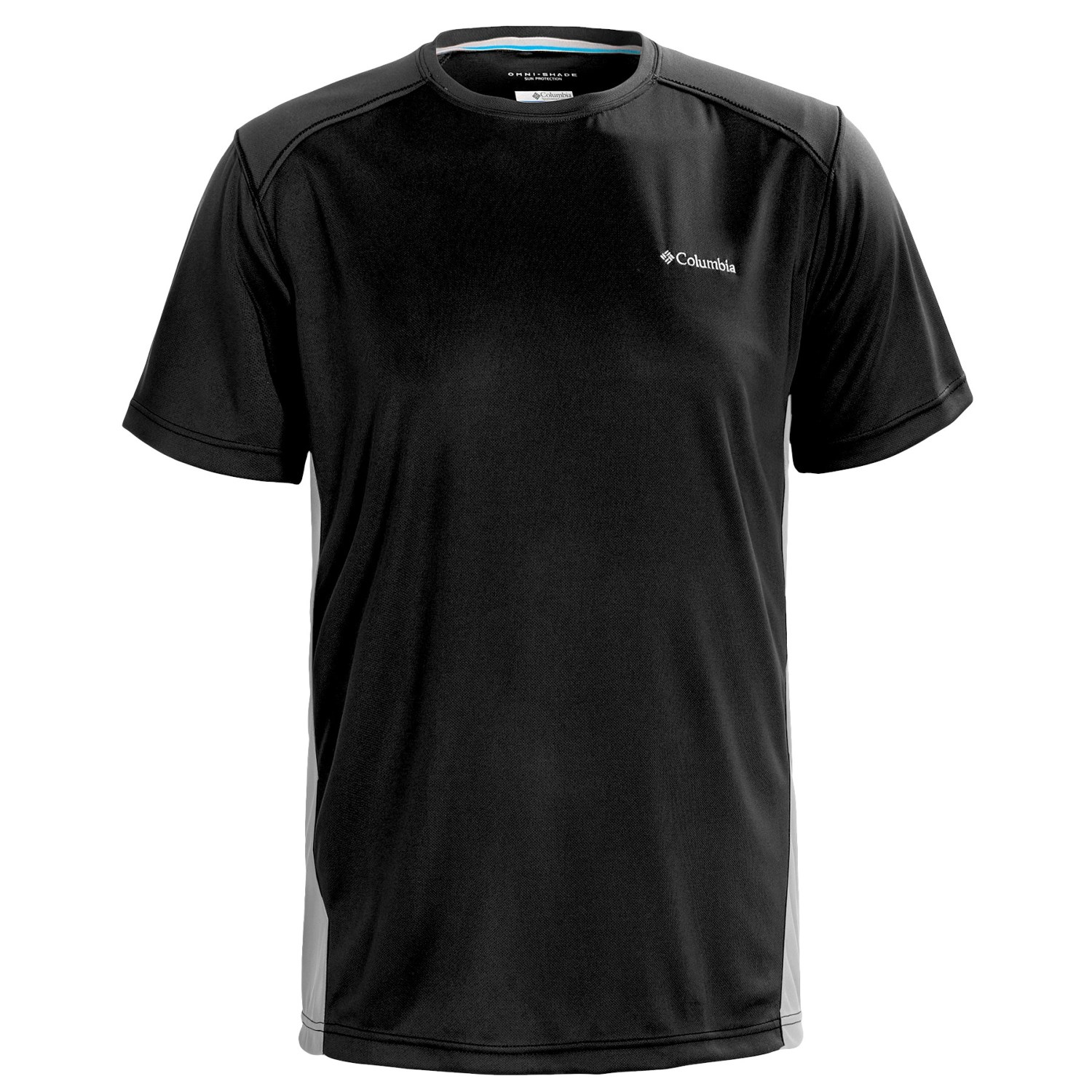 Columbia sportswear blasting cool crew shirt for big and for Big and tall cool shirts