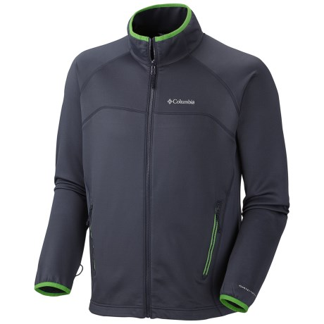 Columbia Sportswear EVAP-Change Omni-Wick® EVAP Fleece Jacket (For Men)