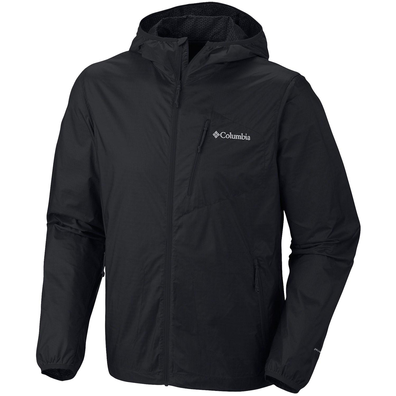 Columbia Sportswear Trail Drier Windbreaker Jacket (For ...