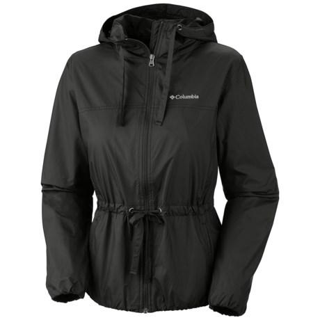 Columbia Sportswear Aurora's Wake II Omni-Shield® Rain Jacket (For Women)